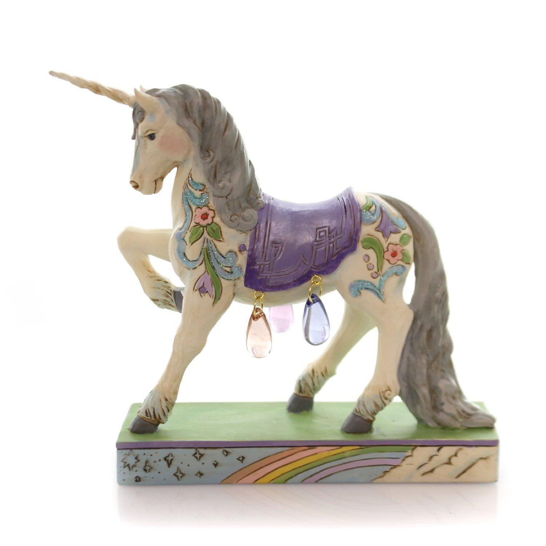 Jim Shore Heartwood Creek Unicorn - Spring Wonderland