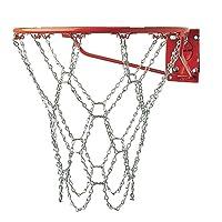 Champion Sports Heavy Duty Acero galvanizado Cadena Red para portería de Baloncesto