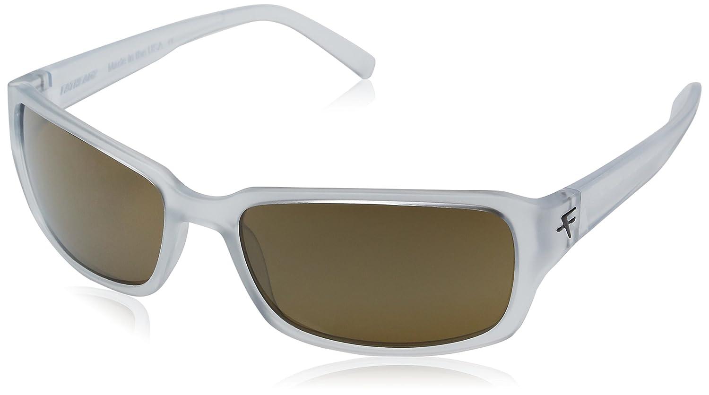 f40fdf03a4c51 Amazon.com  Fatheadz Eyewear Men s Jaxon V2.0 FH-V124-4BR Polarized  Rectangular Sunglasses