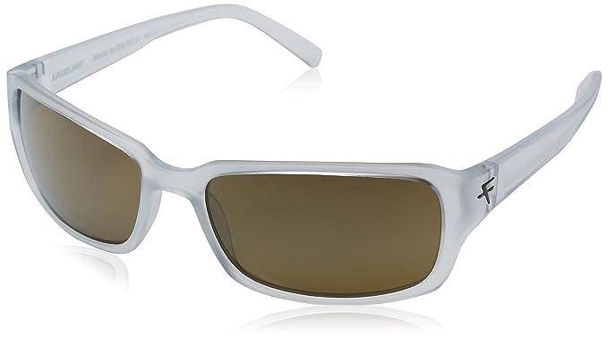 36829fbe3d841 Fatheadz Eyewear Men s Jaxon V2.0 FH-V124-4BR Polarized Rectangular  Sunglasses
