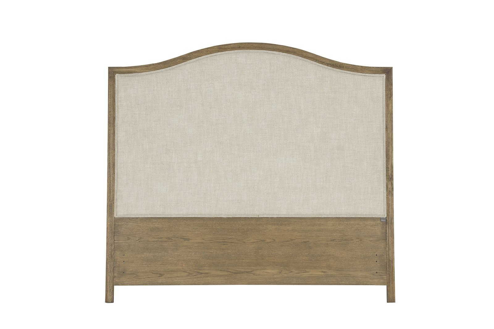 Flamant Chamboard Queen Headboard, Brushed Natural Weave