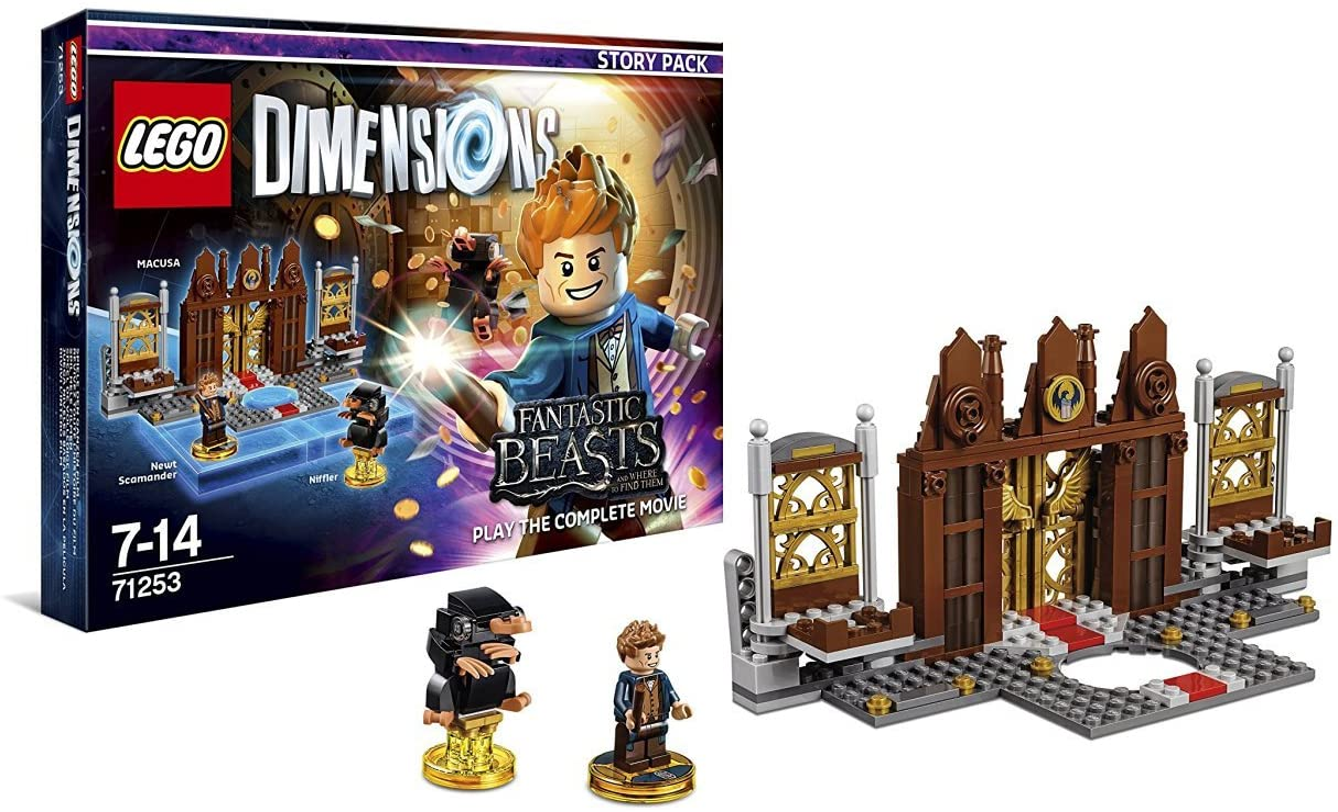 Warner Bros Interactive Spain Lego Dimensions: Fantastic Beasts (Story Pack): Fantastic Beasts, Story Pack: Amazon.es: Videojuegos