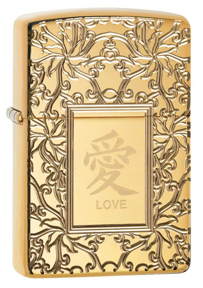 Zippo Chinese Love Pocket Lighter