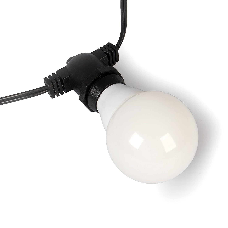 Plaights LED Partylichterkette mit Farbwechsel | die Lichterkette ...