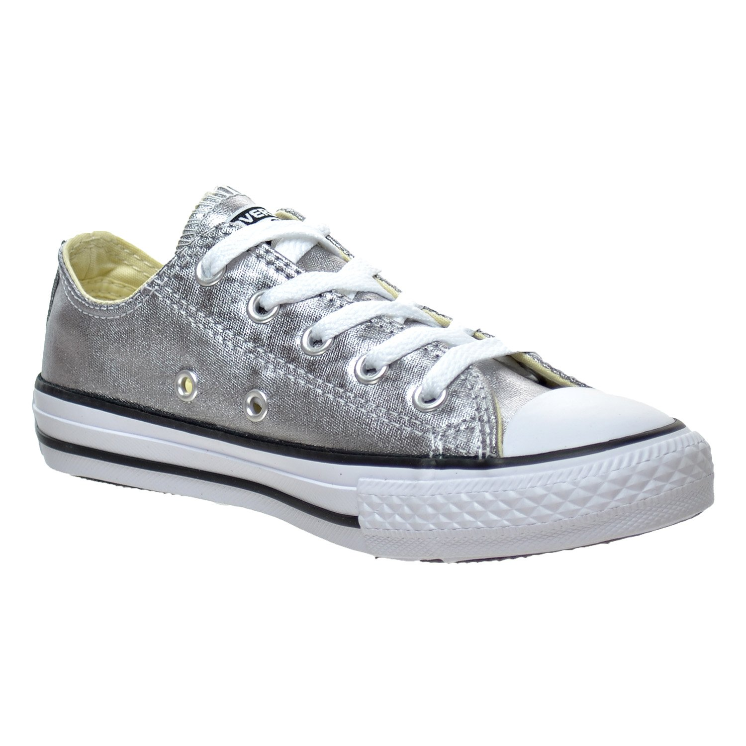 5cc770ecae08 Converse Kids Chuck Taylor All Star Canvas Low Top Sneaker CONV-3J235