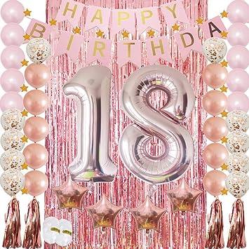 Amazon 18th Birthday Decorations