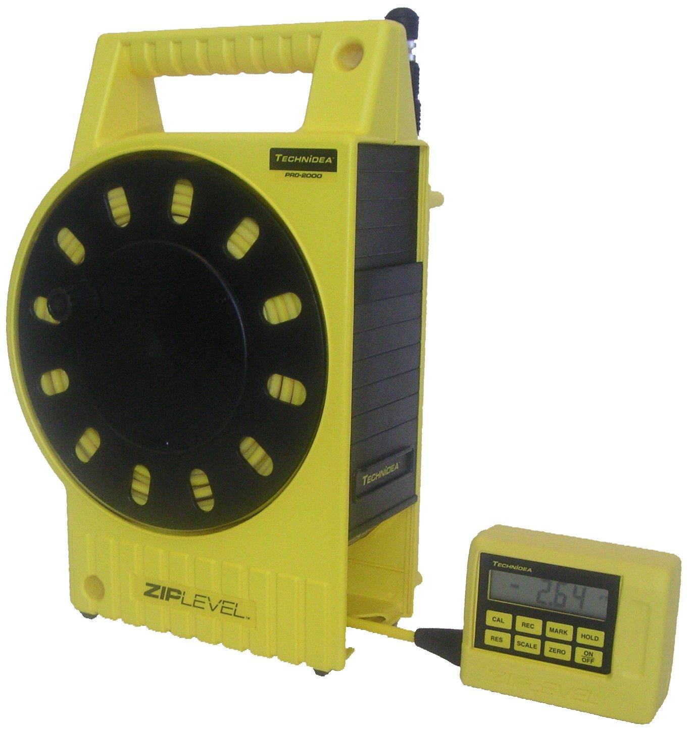 ZIPLEVEL PRO-2000 High Precision Altimeter by Technidea Corporation