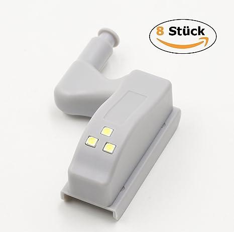 Armario iluminación LED Sensor de movimiento batería | automática Luz nocturna inalámbrica tira de luz LED