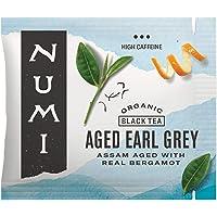 Numi Aged Earl Grey Black Tea, 100-Count