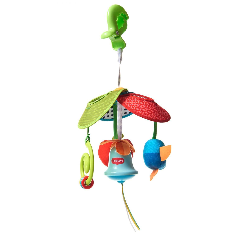 Amazon.com: Tiny Love Pack & Go Mini Móvil, Meadow días: Baby