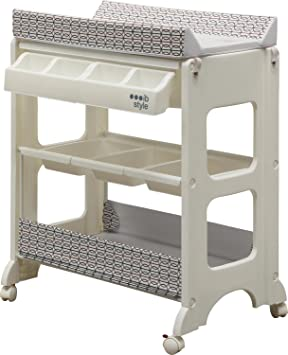 IB Style   Changing Table And Bath | 7 Decors | Baby Storage Bath |