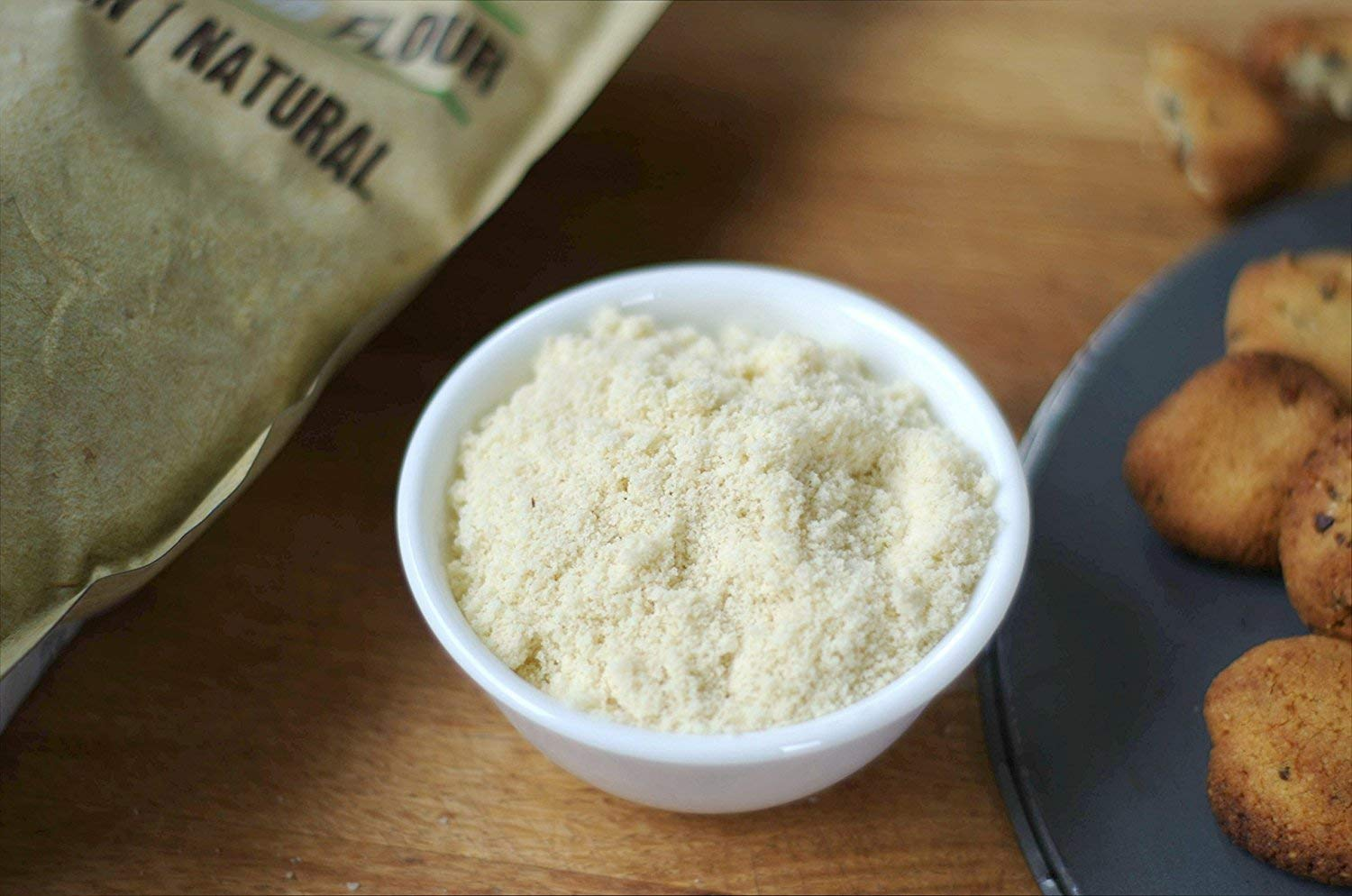 Anthony's Blanched Gluten Free Almond Flour (4 lb) Gluten Free & Non-GMO by Anthony's (Image #4)