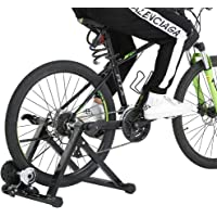BestMassage Bike Trainer Stand Bicycle Trainers Road Bike Trainer for Indoor Riding Magnetic Bike Trainer with