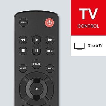 One For All URC1210 - Control remoto universal para todo tipo de ...