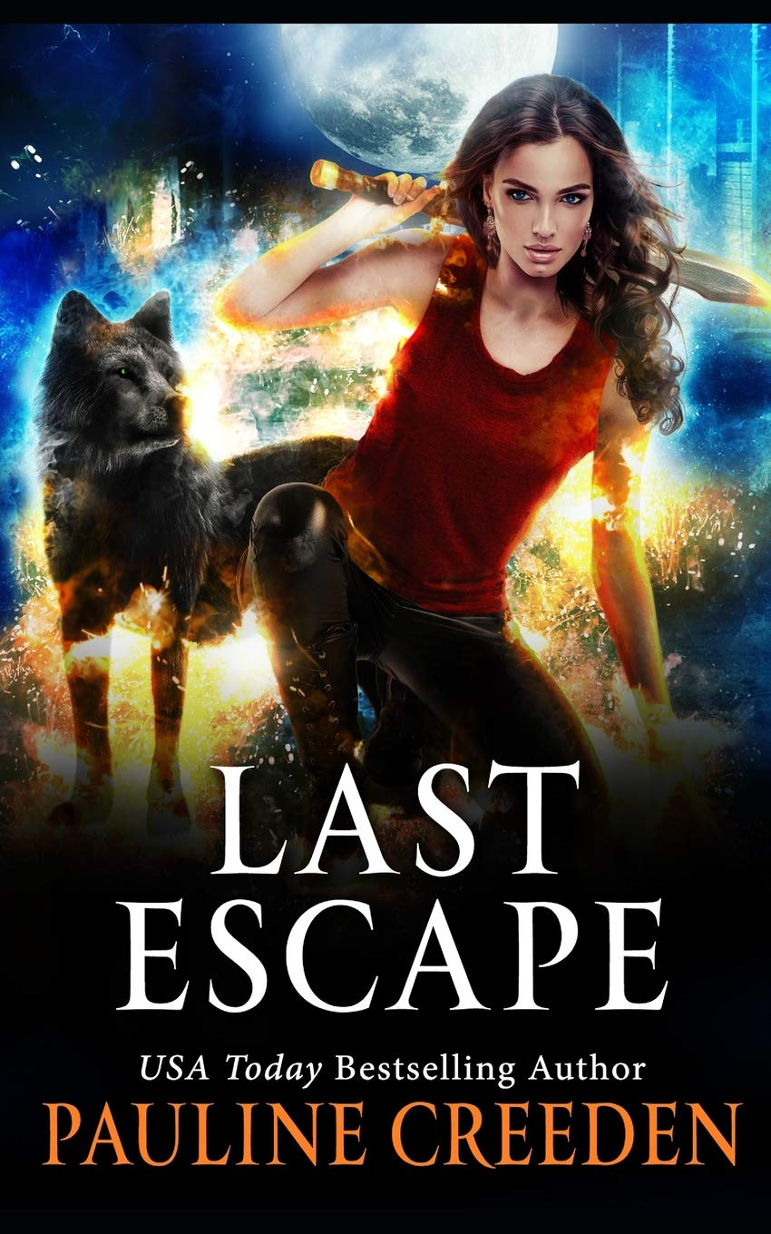 Last Escape: A Dystopian Fairy Tale: Amazon.es: Pauline ...