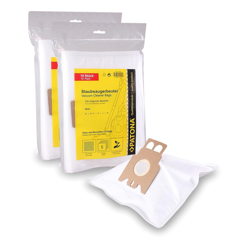 700 40 20 60 Staubsaugerbeutel für Miele Cat /& Dog 500