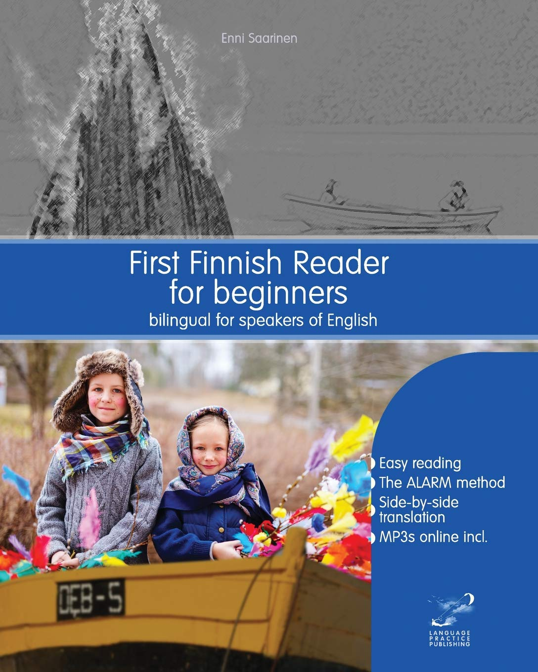 First Finnish Reader For Beginners  Bilingual For Speakers Of English  Graded Finnish Readers Band 1