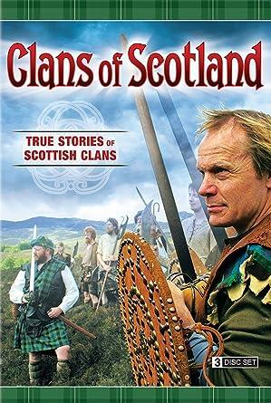 Amazon com: Clans of Scotland (Three-Disc Widescreen Edition