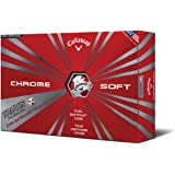 Callaway Chrome Soft Golf Balls - Pack of 12 (2016 Version)