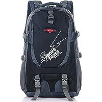 Taikes Binlion Men's Shoulder Travel Messager Bag Crossbody Ipad Bag Daypack