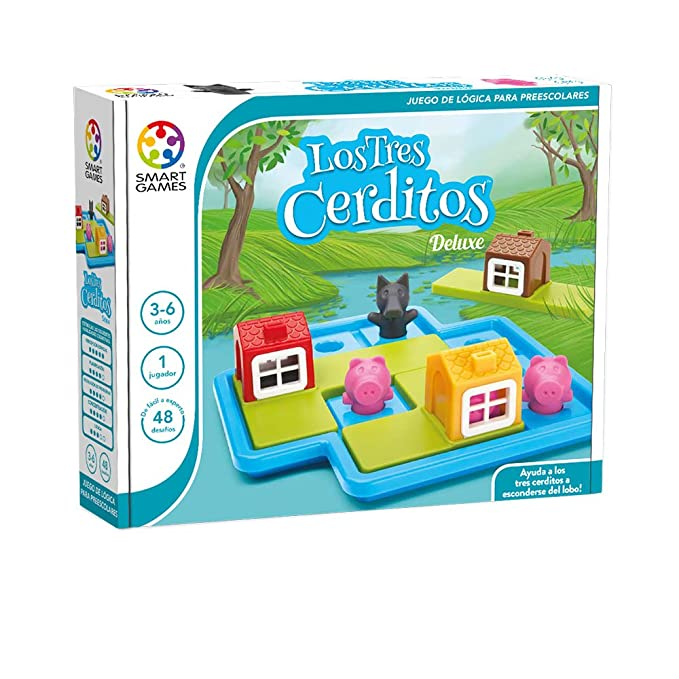 Smart Cerditos Games Smart Los Tres UVzpSM