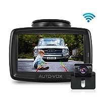 Deals on W2 NO Interference Digital Wireless Backup Camera Kit