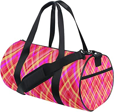Chevrons Gym Bag