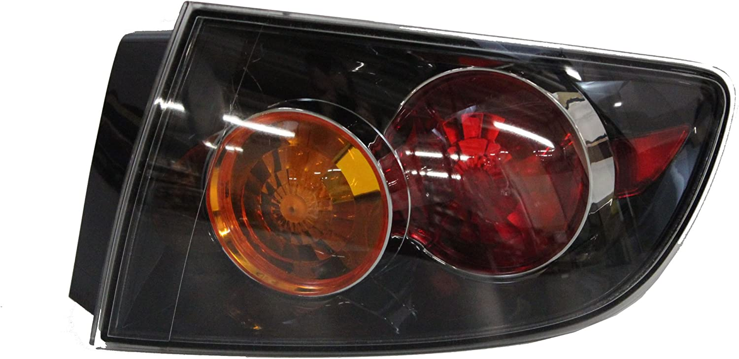Genuine Mazda Parts BN8R-51-150E Passenger Side Taillight Assembly Outer