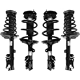 Suspension Strut and Coil Spring Assembly-Kit Rear Unity 2-15901-15902-001