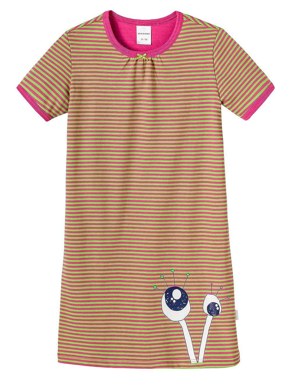 Schiesser Sleepshirt 1/2, Camicia da notte per bambine e ragazze Schiesser AG 146188