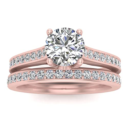 Inara Diamonds BRDL2108 10k RG product image 7