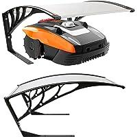 Arebos robot grasmaaier garage | afmeting 102 x 79 x 46 cm | weerbestendig + UV bescherming | met metalen poten…