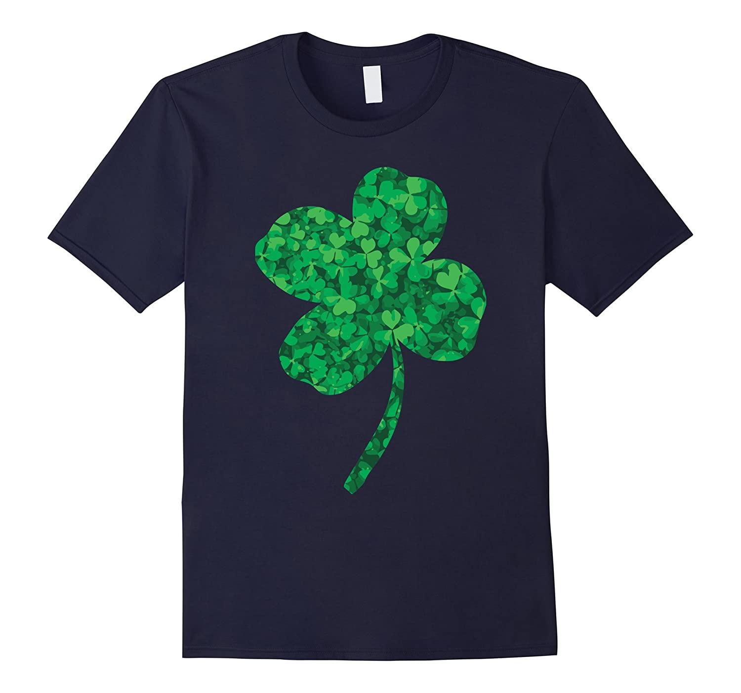 Kids Shamrock Shirt Saint Patricks-Tovacu