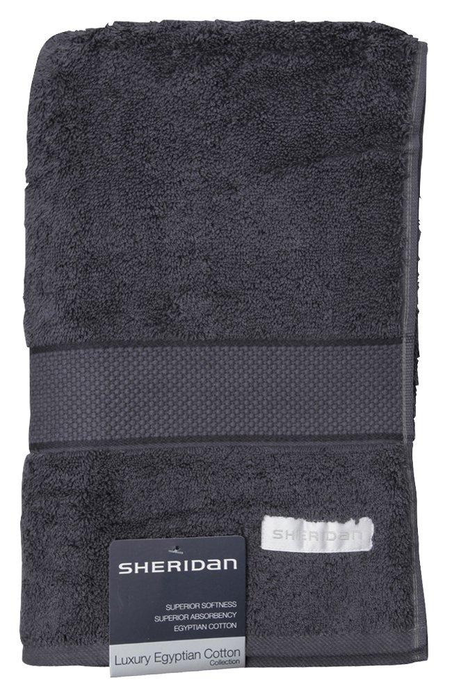 Sheridan, Sheet Towel, Egyptian Luxury, Graphite, 91 x 167cm Sheridan Uk Ltd S1HBTS509 Linens Hand
