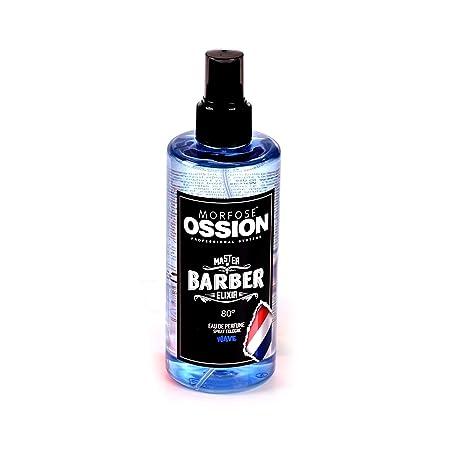 Morfose Ossion Master Of Barber Elixir Eau de Perfume 300ml (STORM,WAVE,IMPACT) After Shave Spray Cologne langanhaltender Her
