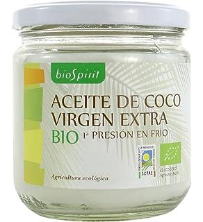 Biospirit Aceite de Coco Virgen Extra Bio - 240 gr
