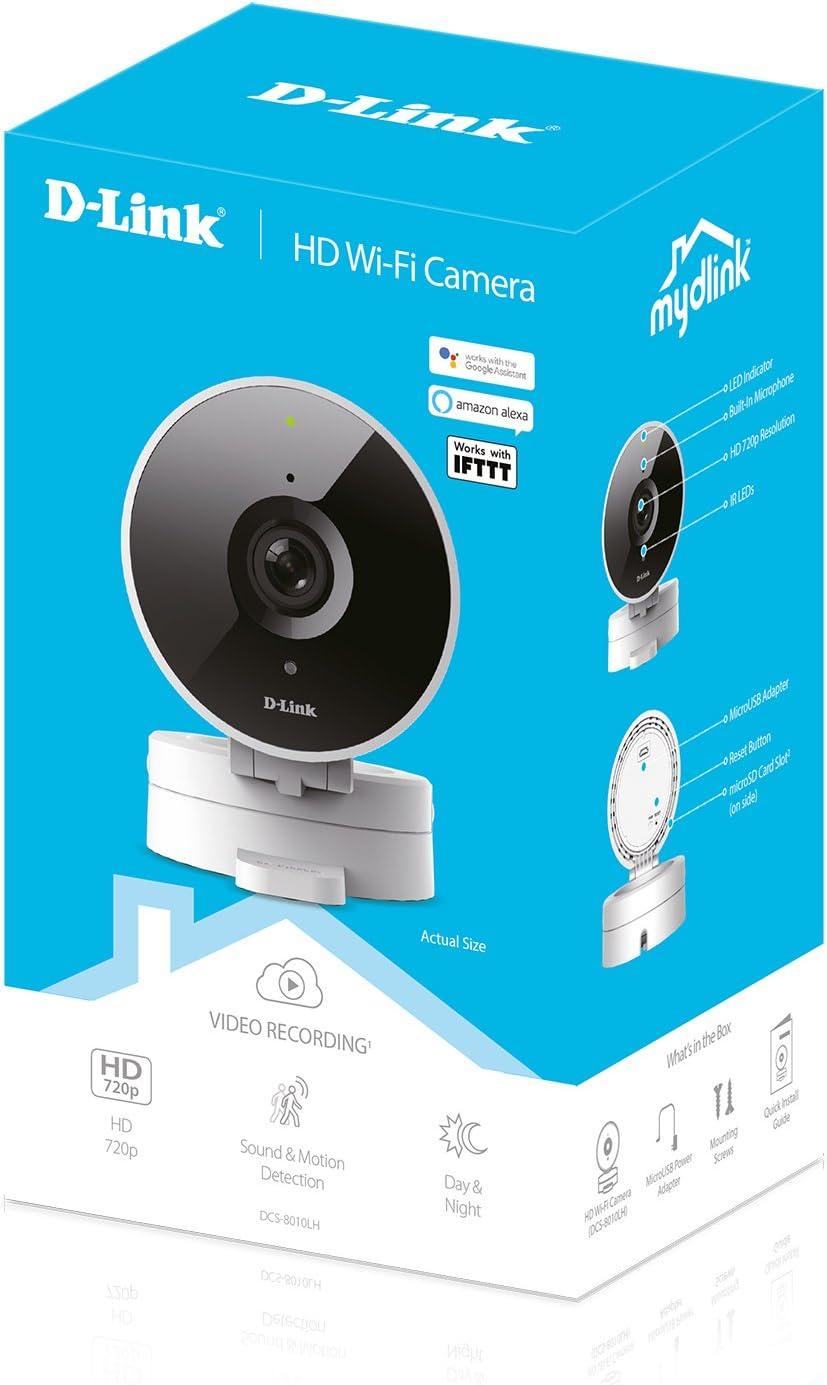 D Link Dcs 8010lh Überwachungskamera Computer Zubehör