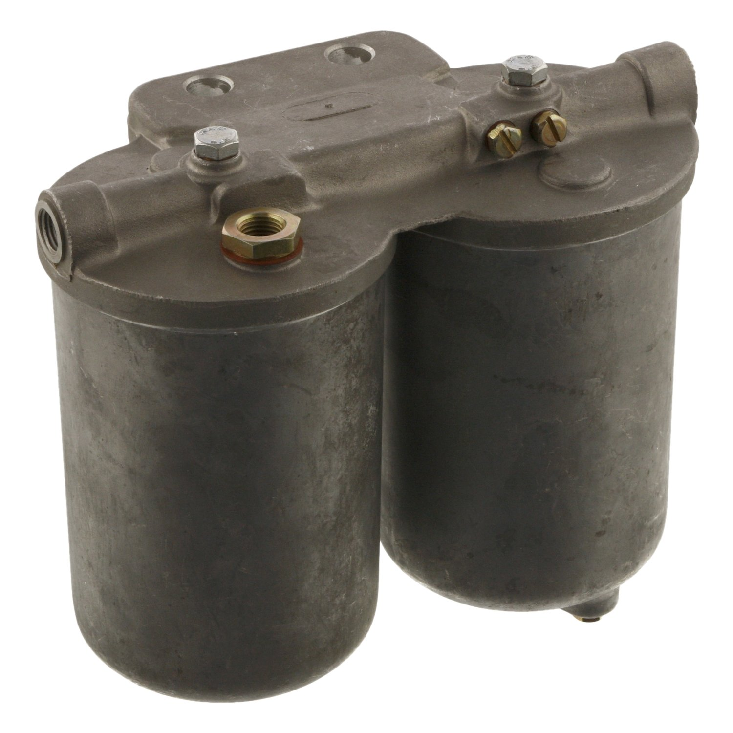 amazon com febi bilstein 38048 fuel filter housing with coveramazon com febi bilstein 38048 fuel filter housing with cover pack of 1 automotive
