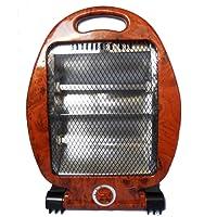 Quarz-Heizer Heizlüfter 400, 800-Optik mit Ormes Lupe