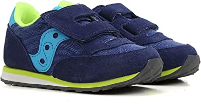 Saucony Running Shoes for Boys, Size 11.5 US, Multi Color - ST56368