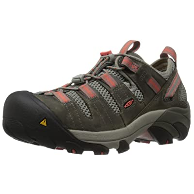 Keen Utility Women's Atlanta Cool Soft Toe ESD Industrial and Construction Shoe: Shoes