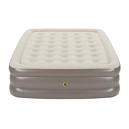 coleman single air mattress Amazon.: Coleman Air Mattress with 120V Pump | SupportRest  coleman single air mattress
