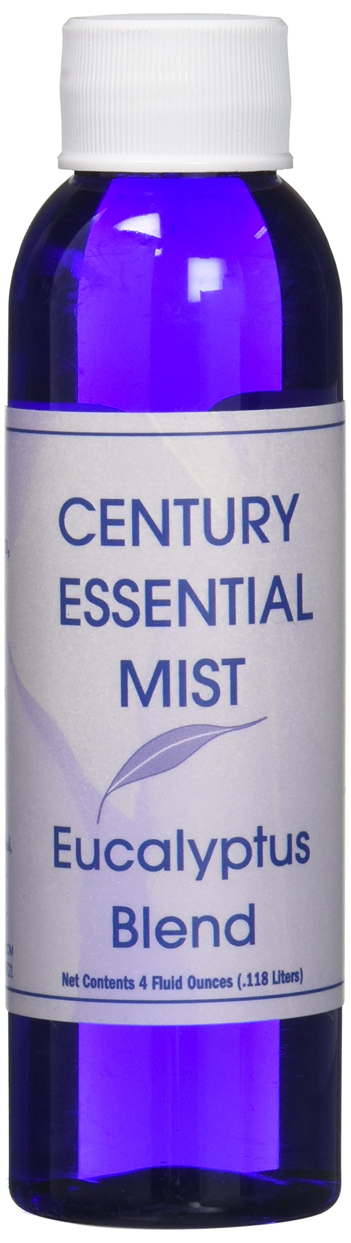 SHOWERDOORDIRECT.COM Century Essential Eucalyptus Blend Mist Spray, 4-Ounce