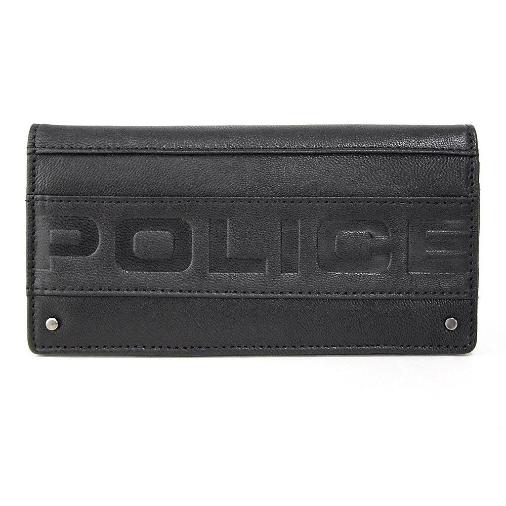 (ポリス) POLICE 長財布 METRO メトロ 0548 B00N76H3YK ブラック(01) ブラック(01) -