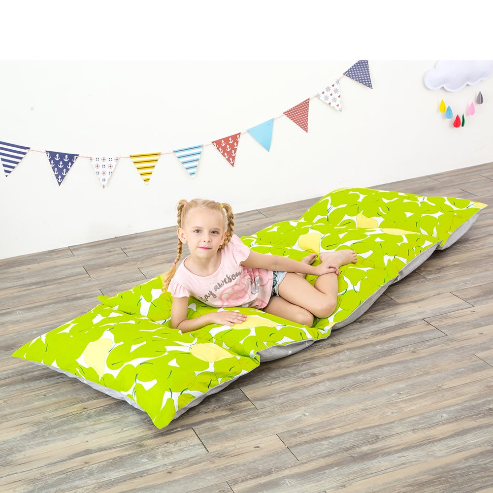 Nancyus005 Kid's Floor Pillow Case for Indoor Outdoor Activities Lounger Cushion Cover for Sleepovers reading and playing, Cover Only!