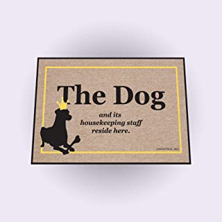 product image for High Cotton Dog and Housekeeping Staff New Doormat