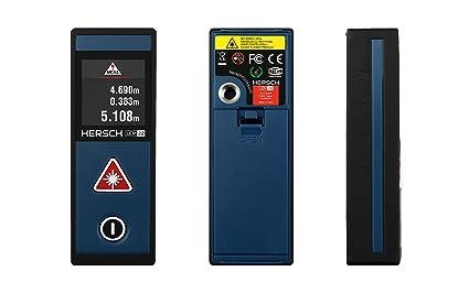 Laser Entfernungsmesser Neigungssensor : Hersch lem laser entfernungsmesser messbereich m
