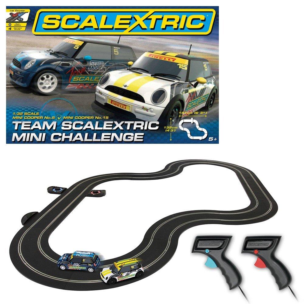 Scalextric Team Mini Challenge Set (1:32 Scale)