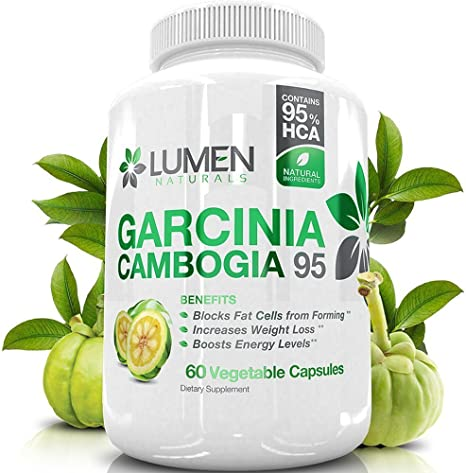 Amazon Com Pure Garcinia Cambogia Fruit Extract 95 Hca Weight