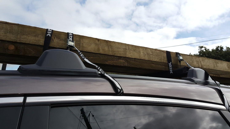 Typhoon 44cm Roof Rack Pads